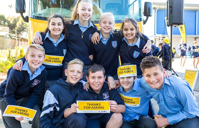 School RUOK? Day Celebrations