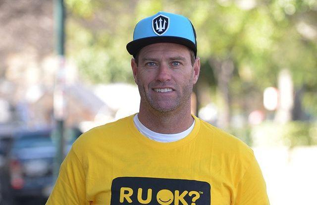 Bruce Hopkins RUOK Ambassador
