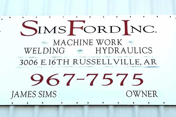Sims Ford Inc.