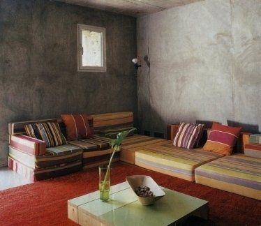 rifacimento divani, divani lineari, arredo sala
