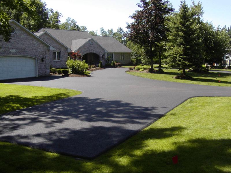 driveway paving Buffalo, NY