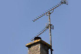 Digital radio aerial