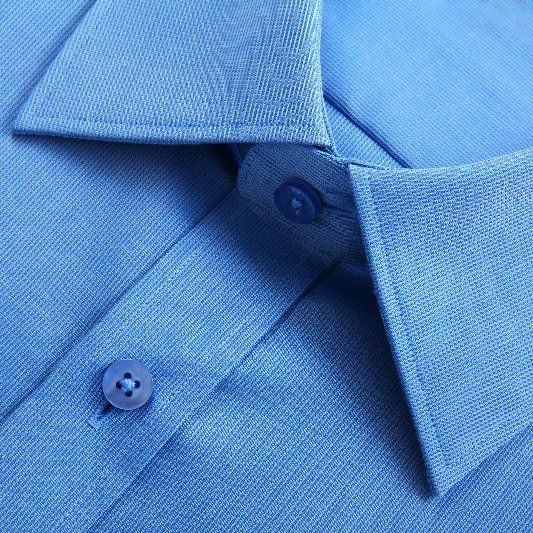 A beautifully tailored dress shirt