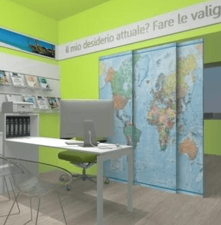 Progettazione agenzia viaggi
