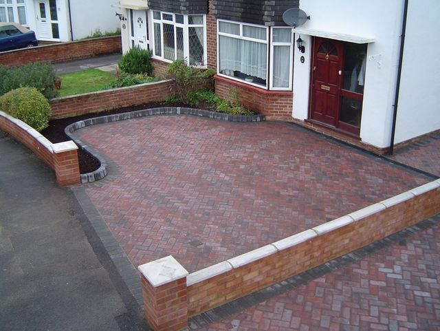 block paving for driveways