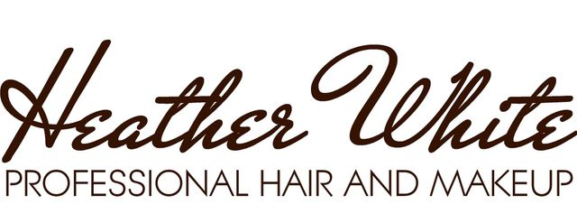 Heather White Professional Hair and Makeup logo