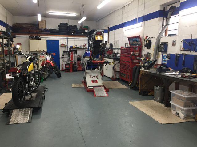 MOTORCYCLE DEALERS