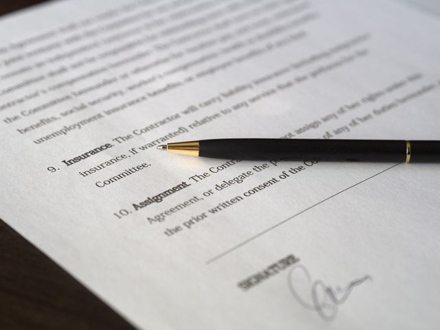 Put It In Writing The Importance Of Written Business Agreements