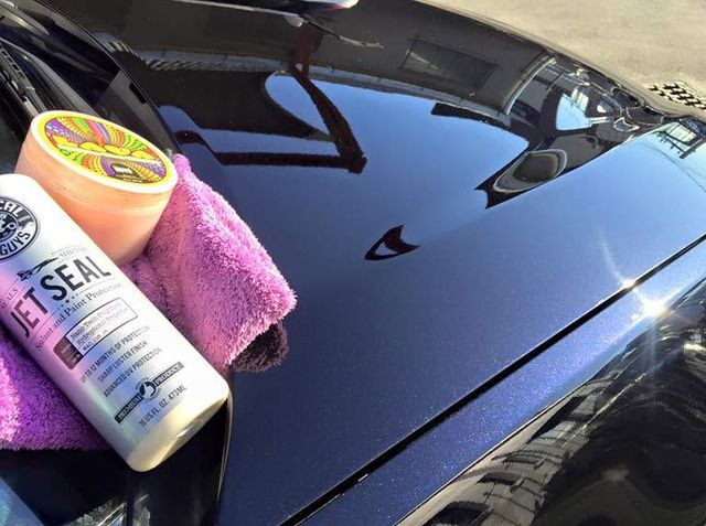 Product for car cleaning