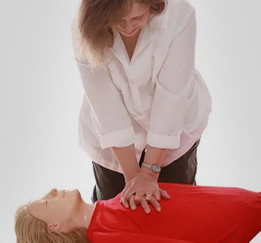 Contact for first aid training