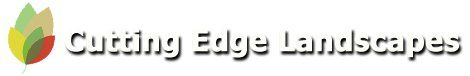 Cutting Edge Landscapes logo
