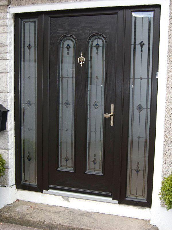 Composite doors installed for properties in Northern Ireland