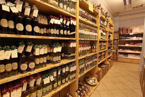 miele e confetture locali in provincia di Trento