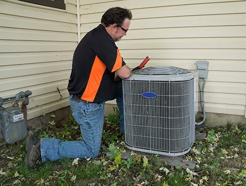 Heating system inspection