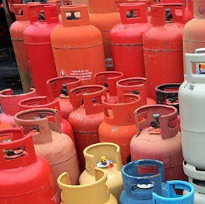 Domestic Bottled Gas Supplies