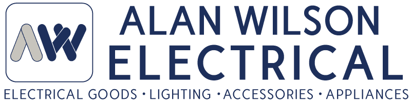 Alan Wilson Electrical Logo