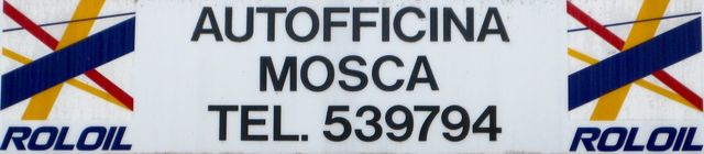 AUTOFFICINA MOSCA MARCO - LOGO