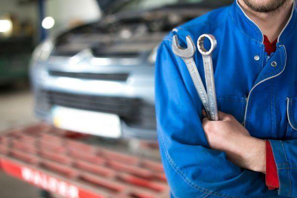 Servizio di riparazione auto a Spoleto