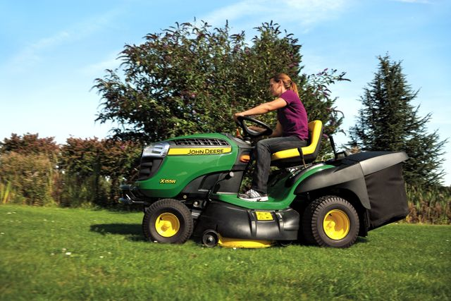 Garden machinery sales