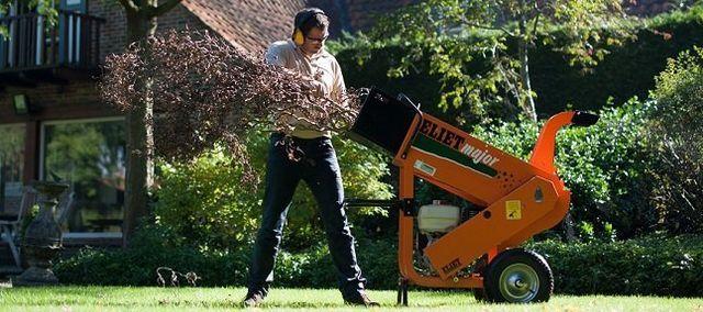 garden equipment servicing