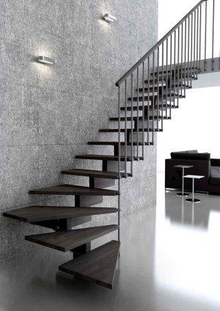 scale moderne in ferro