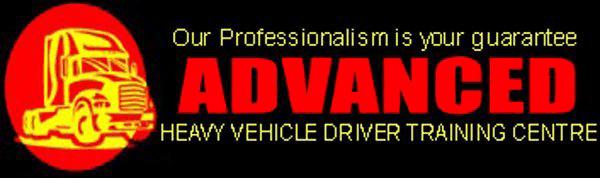 advanced heavy vehicle driver training centre logo