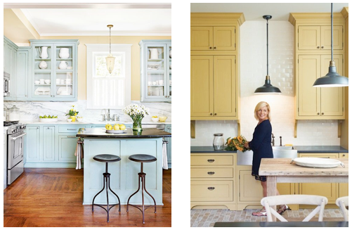 Three simple inspirational ideas for redecorating your kitchen