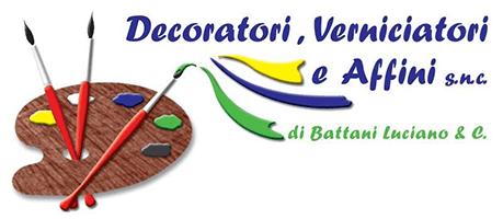 DECORATORI, VERNICIATORI E AFFINI - Logo