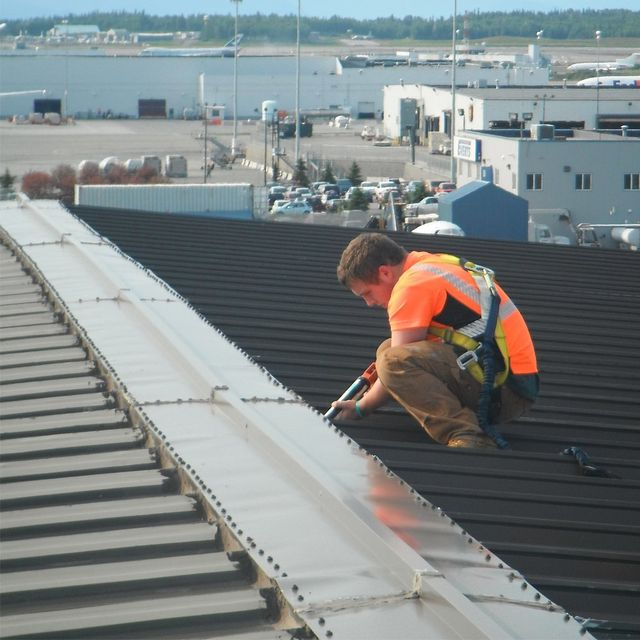 Roof Repairs Action Roofing Services Inc Anchorage Ak