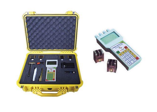 Lf Water Meter : Portable liquid flow meter lf p products energoflow ag