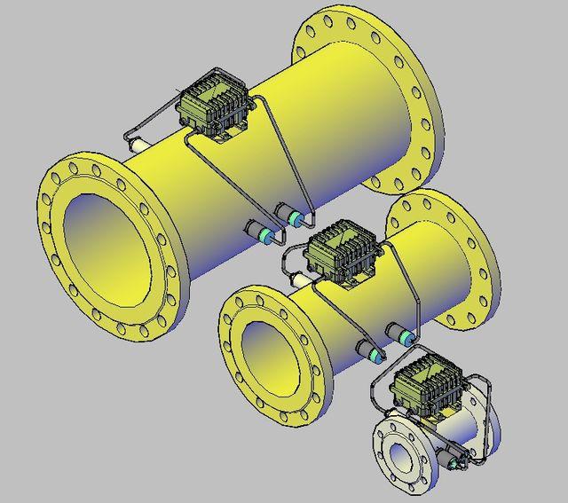 Turbine Gas Meter EFS-T
