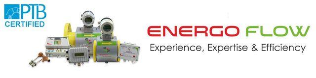 Flow Meters and Ultrasonic Gas Meters in Europe | Energoflow AG