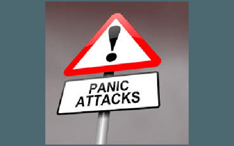 Segnale di pericolo, attacchi di panico
