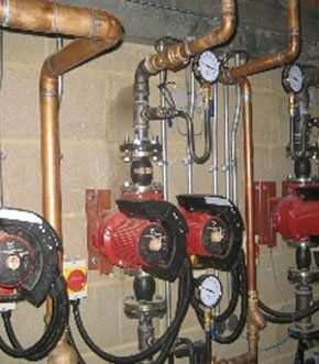 Boilers  - Cambridge  - East Anglia Heating Ltd - Plumbing