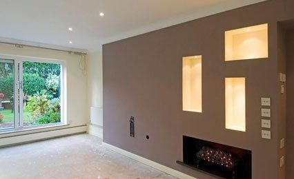 smooth finish plastering