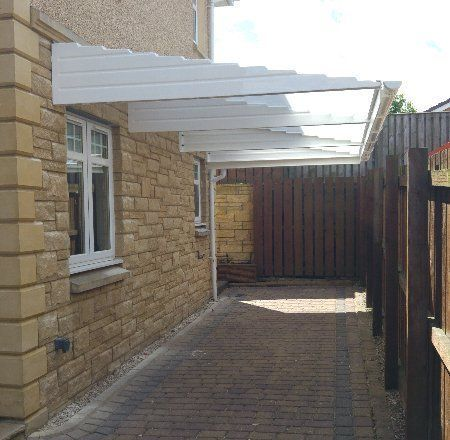 Why choose us? & Canopies Scotland a leading canopy installer in Stirling