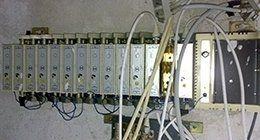 rilevamento guasti elettrici