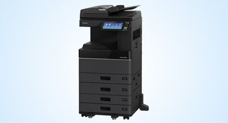Mono and colour photocopiers and printers