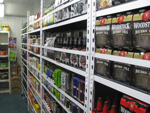 Commercial refrigeration in a Otago kitchen