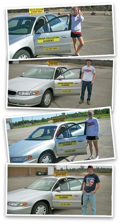 Student driving lessons in Marshfield, WI