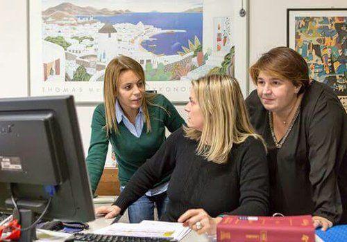 impiegati della consulenza previdenziale