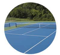 tennis court construction Greenwich, CT