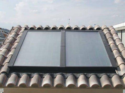 energia solare, un'energia pura, sana, gratuita e non inquinante