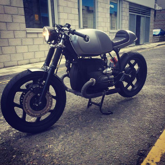 customised bike