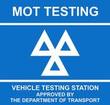 MOT testing equipment
