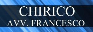 CHIRICO AVV. FRANCESCO