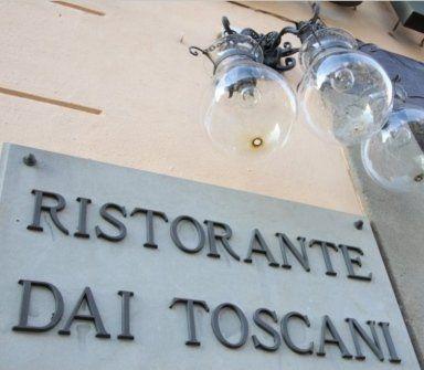 ristorante toscano roma