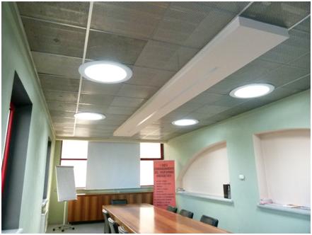 Illuminazione solare per interni foto prodotti innovativi per l