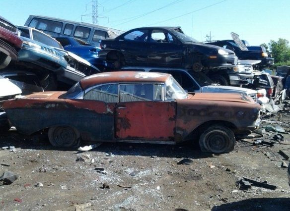 Junk Yards In Milwaukee Wisconsin >> A J Auto Salvage Ltd We Buy Junk Cars