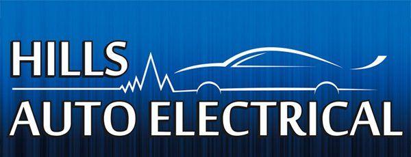 Hills Auto Electrical Logo
